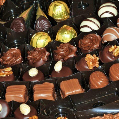 lien vers Albert Chocolatier